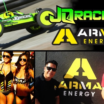 ARMA Energy JQRacing Team 2016
