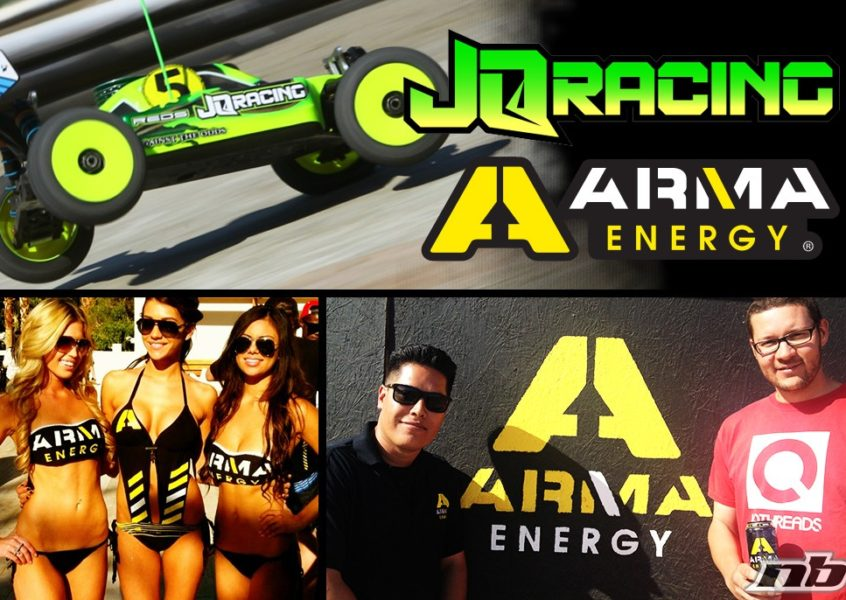 ARMA Energy JQRacing 2016 – It's Official!