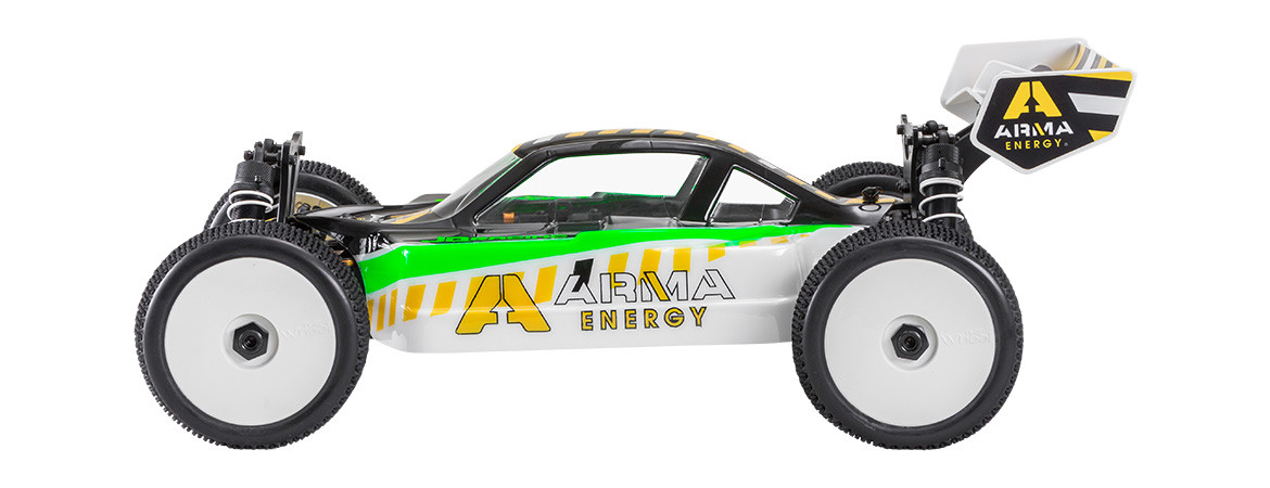 JQRacing ARMA Energy eCar RTR
