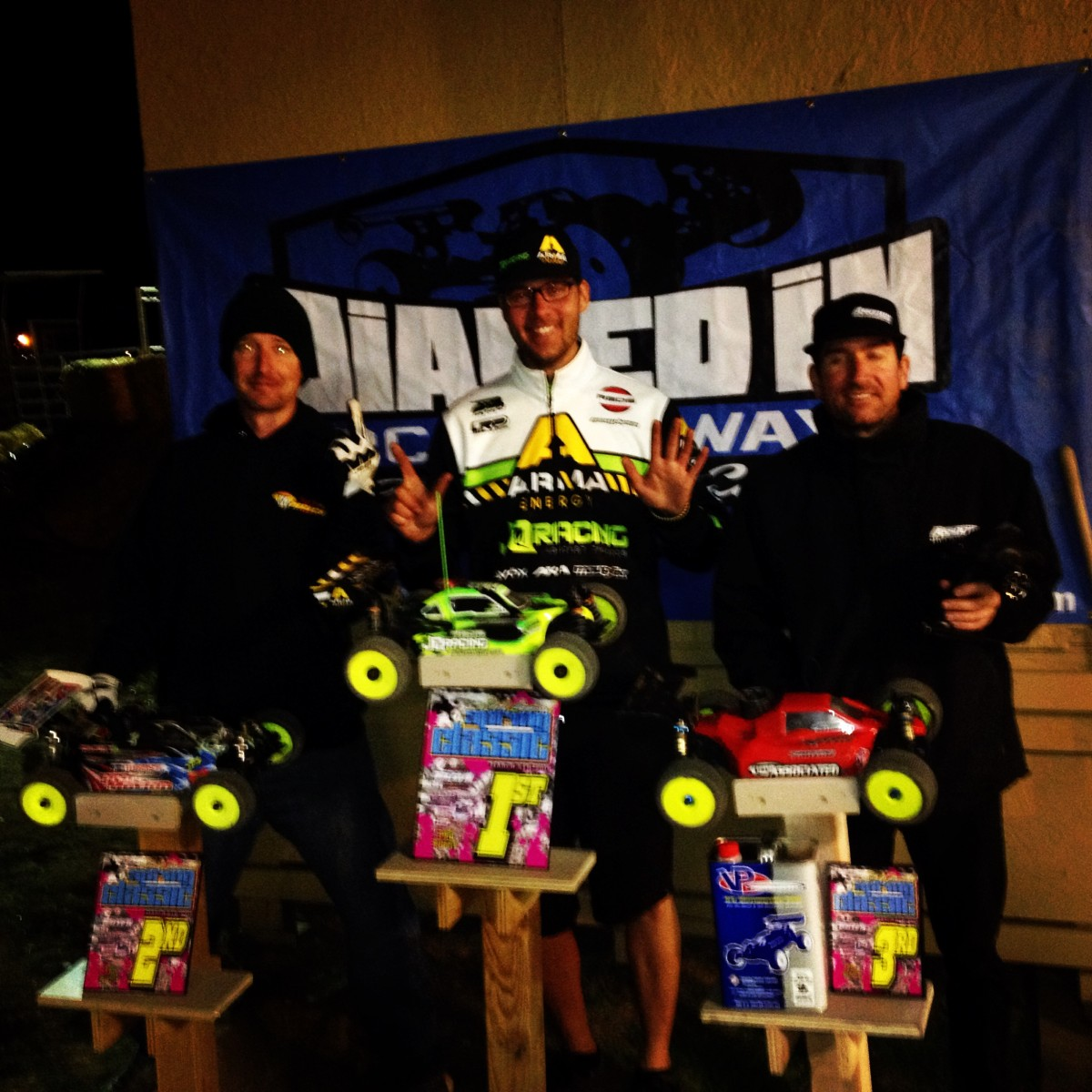 JQ Wins Dialed In Spring Classic 2016