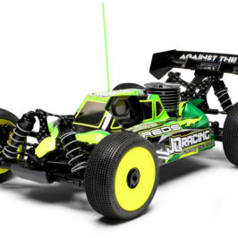 JQRacing – BLACK Edition, Release Part 1.