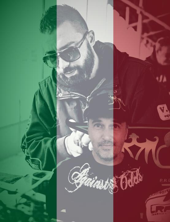 JQRacing in Italy