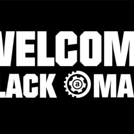 Welcome BLACK Amain