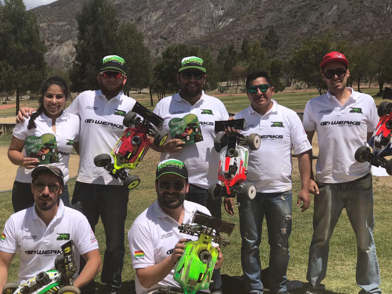 JQRacing Wins at Bolivian Nationals Rd 3