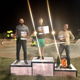 Hyvärinen Wins First UAE Nats for JQRacing