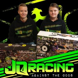 JQRacing Sign 2 Young Flying Finns