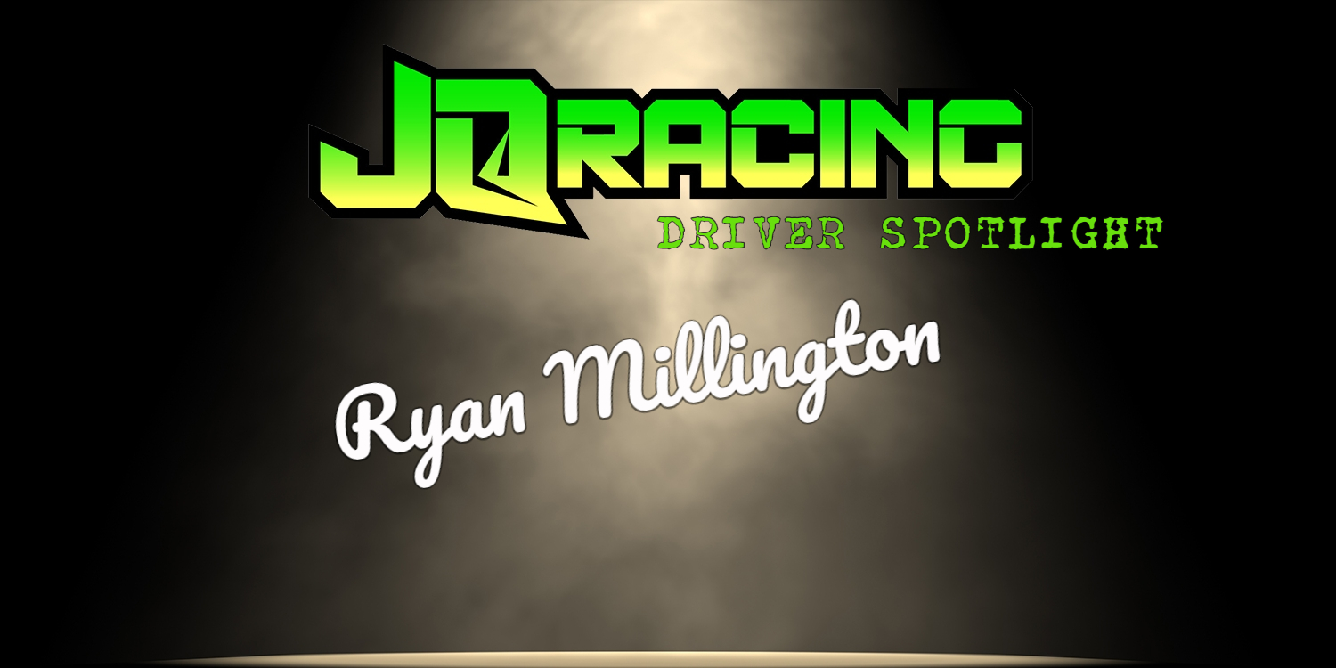 Driver Spotlight: Ryan Millington