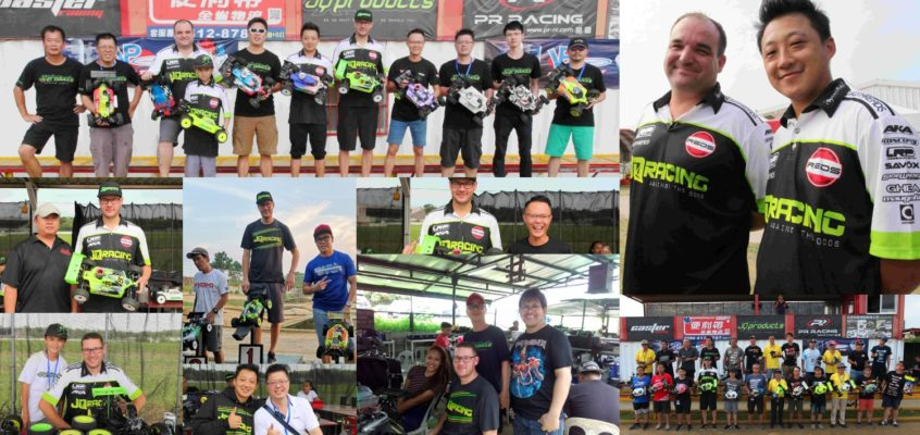 JQ Racing: Strong Presence in Southeast Asia