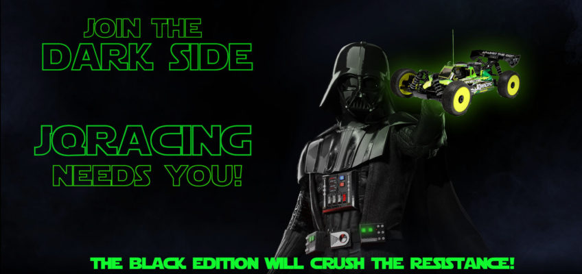 Join The Dark Side: JQRacing Needs You!