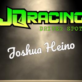 Driver Spotlight: Joshua Heino
