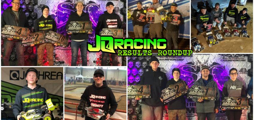 JQ Results Roundup – January Week 3
