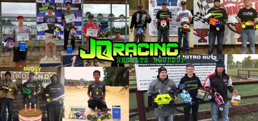 JQ Results Roundup – January Week 4
