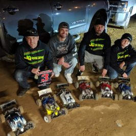 Contingency Rewards Program Race Report by Cody Walker